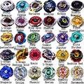 Лучший Подарок На День Рождения 46 Стиль Можете Выбрать Beyblade Металл Fusion 4D система Битва Топ Металл Мастеров Ярость с Пусковой BB105 BB122 B