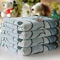 100% cotton Authentic Cartoon pattern soft baby towel handkerchief infant Kid children Dry Towel feeding bathing face washing