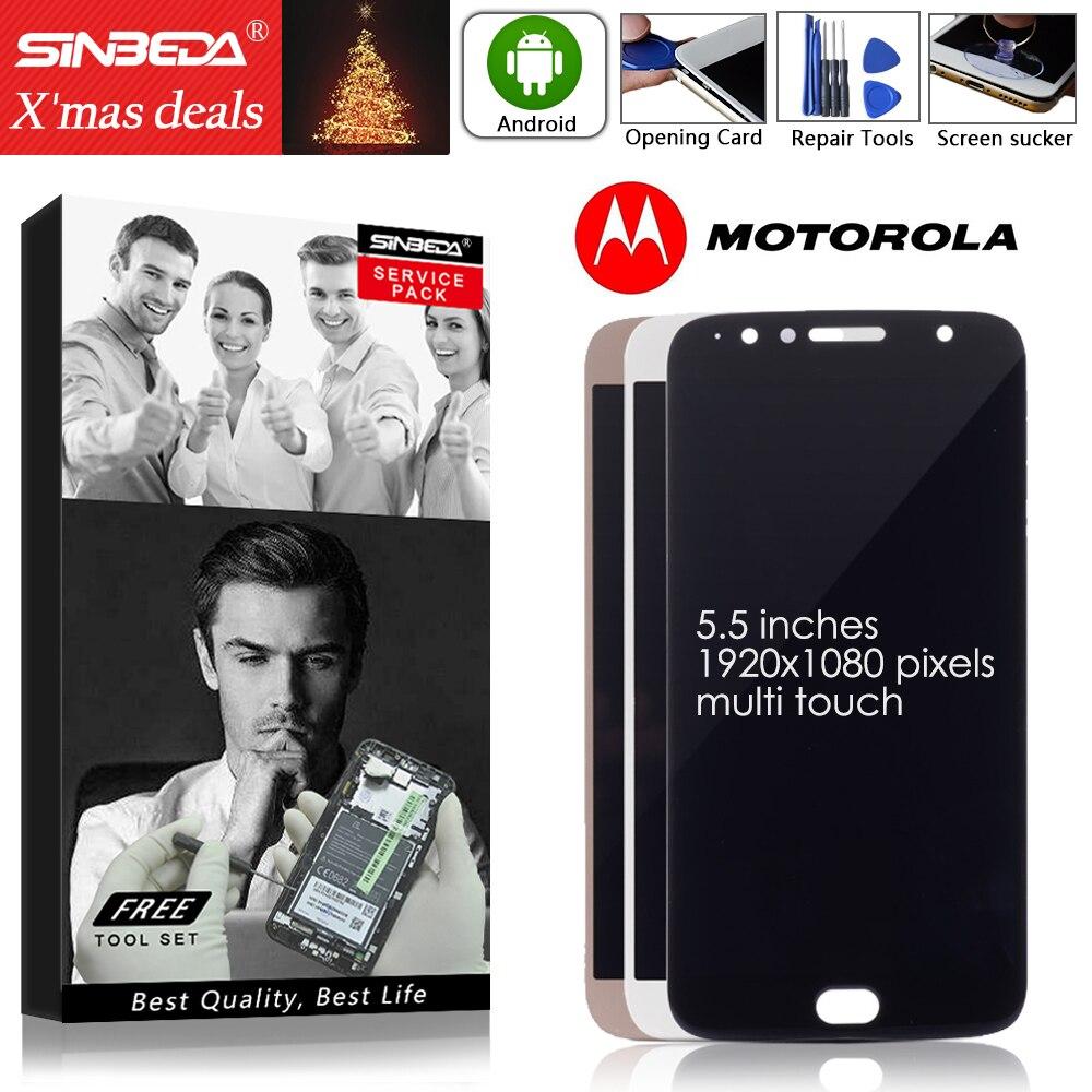 """5.5 """"Original pour Motorola MOTO G5S Plus XT1802 XT1803 LCD écran tactile numériseur remplacement affichage MT XT1802 XT1803 XT1805 #"""
