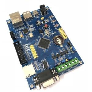 Image 2 - 1セット産業用制御開発ボードSTM32F407VET6学習485デュアルcanイーサネット物事のインターネットのSTM32オリジナル