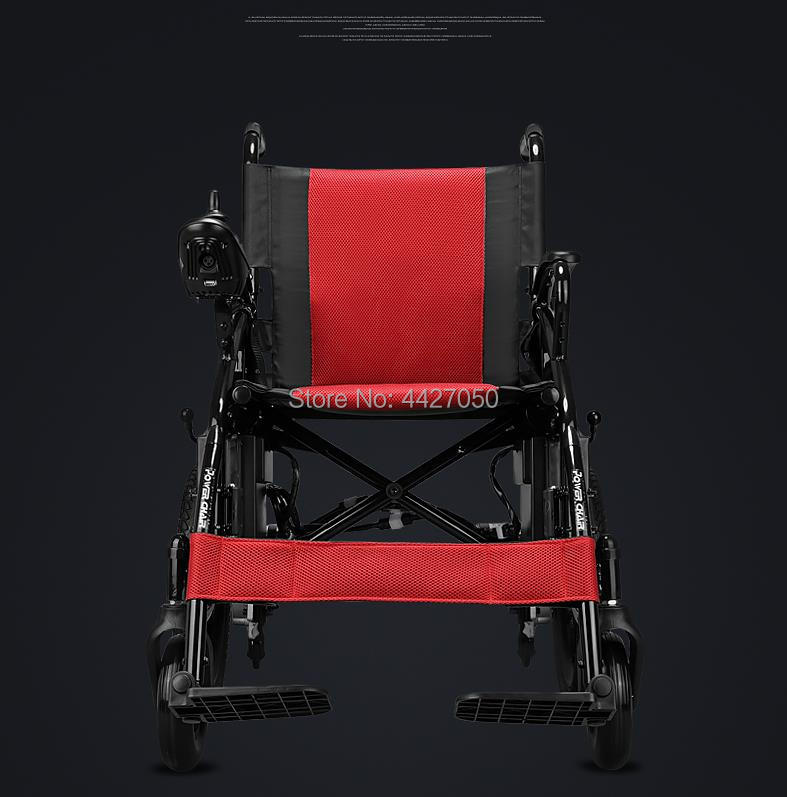 Free shipping cheaper best price  2019   fashion 250W dual motor  folding electric wheelchairFree shipping cheaper best price  2019   fashion 250W dual motor  folding electric wheelchair
