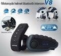 Controle remoto 5 NFC Near Field Communication Duplex BT sem fio Intercom capacete da motocicleta fone de ouvido bluetooth