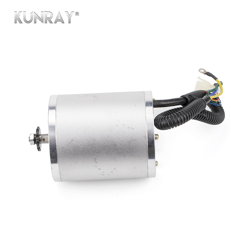 Kit Conversion 48VDC 1500W/1600W Electric Scooter Ebike Motor Set Kit E-car Motorcycle MID Drive Engine With 12Mosfet Controller цена и фото