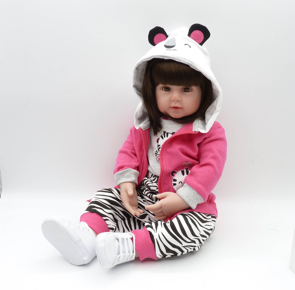24'' vinyl baby toys doll silicone baby alive dolls 61cm silicone reborn dolls boneca reborn silicone completa toys for children ivita 20 inch baby doll reborn dolls born babies silicone dolls reborn alive doll girl boneca reborn silicone completa toys
