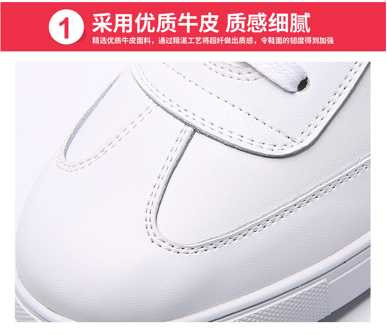 women shoes Genuine leather Lace-Up flats white shoe Soft bottom loafers Casual Shoes size 35-40 30