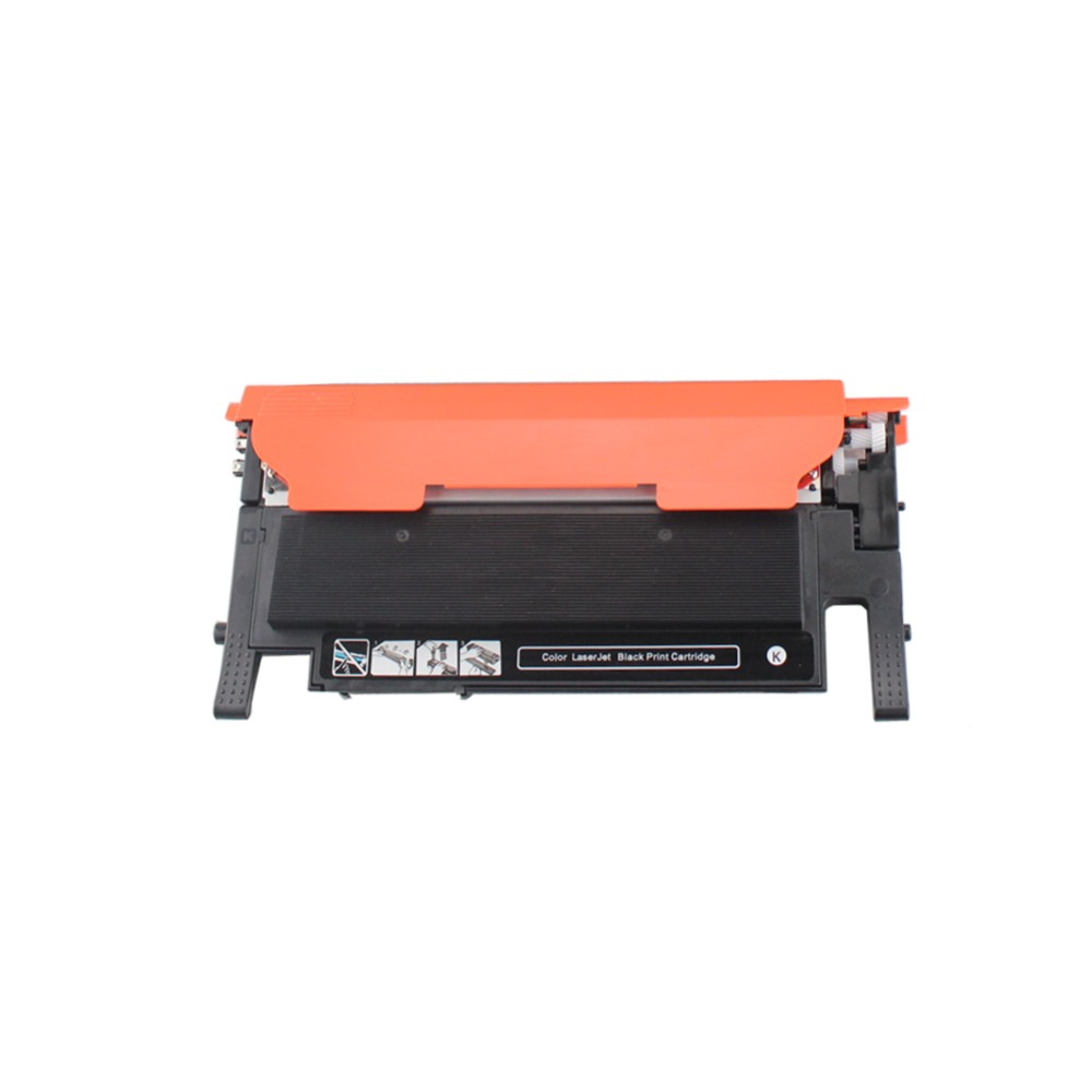 Image 3 - YLC CLT K404 For Compatible Samsung CLT 404 K404S CLT K404S CLT Y404S CLT M404S CLT C404S Laser Color Toner Cartridge-in Toner Cartridges from Computer & Office