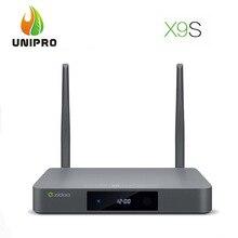Auf Lager! zidoo x9 tv box android 6.0 + openwrt (nas) realtek rtd1295 2g/16g 802.11ac wifi bluetooth 1000 mt lan media player(China (Mainland))
