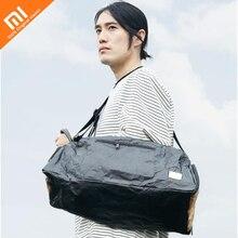 Оригинальная уличная спортивная сумка xiaomi mijia Водонепроницаемая независимая обувь склад сухой и влажной разделения фитнес-сумка на плечо Горячая