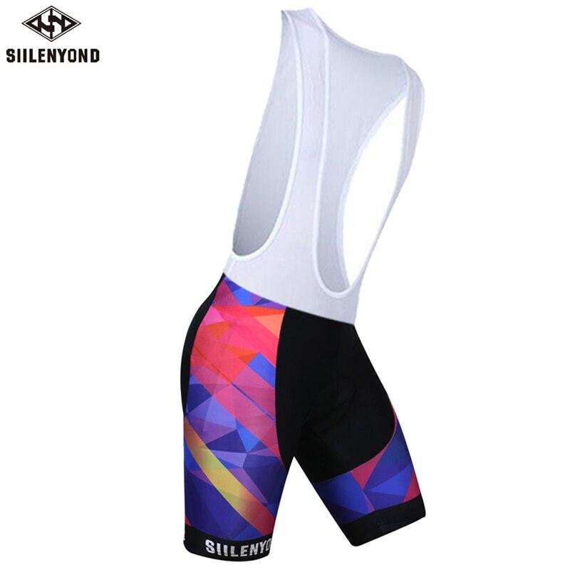 Siilenyond, мужская спортивная одежда, велосипедные шорты, мягкие, дышащие, для верховой езды, mtb, велосипедные шорты с нагрудником, анти-пот, шорты для велосипедистов mtb - Color: color 16
