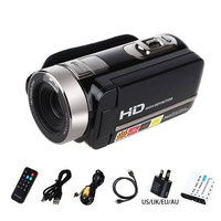 1080P Full HD 3 0 Digital Video Camera Rotatable LCD Screen Mini Camcorder CMOS Support Face