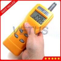 AZ7755 ручной углекислого газа метр детектор цифровой CO2 анализатор для Температура влажность DP WB тестер