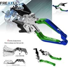 For SUZUKI SV650 1999-2012 2000 2001 2002 2003 2004 CNC Aluminum Motorcycle Accessories Handbrake Handle Bike Brake Clutch Lever