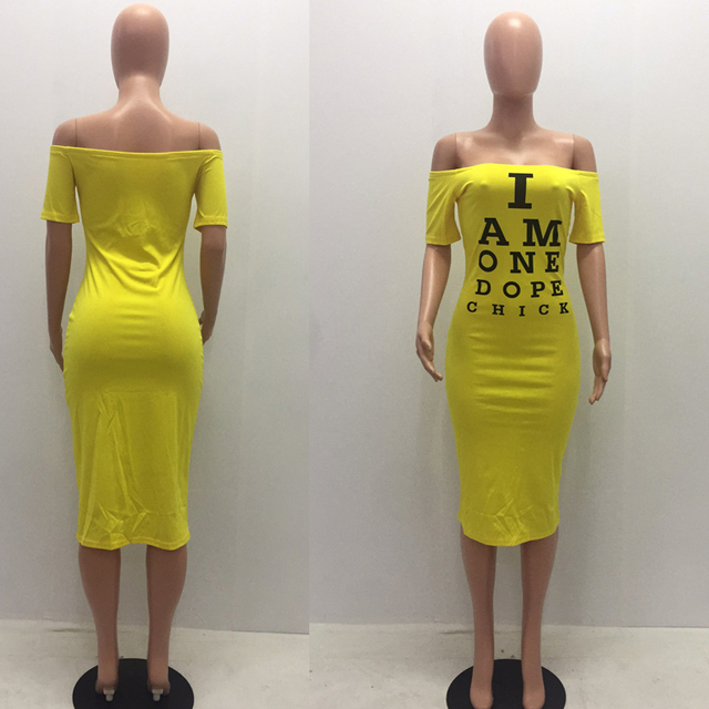 Women's Multicolor Cotton Knee-Long Dress with Print