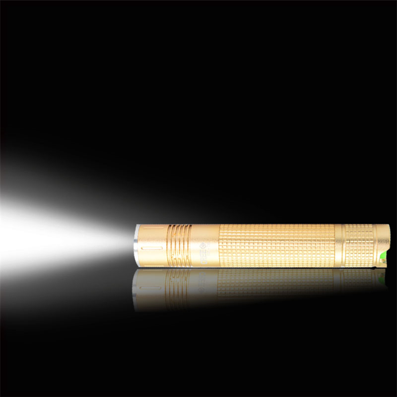 High Quality T6 LED Torch Light Mini LED Flashlight Strong Lumens Zoomable Focus Torch
