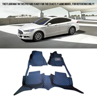Interior Accessories Floor Mats Carpets Foot Pads Cover Protector For Ford Fusion Mondeo 2013 2016