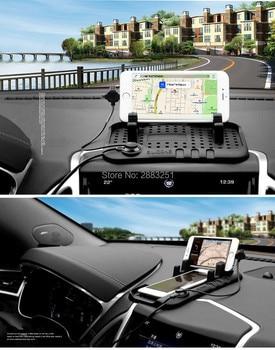 Car styling wielofunkcyjna nawigacja samochodowa magia przyklejony dla Mitsubishi outlander 2016 lancer 10 9 pajero sport akcesoria samochodowe