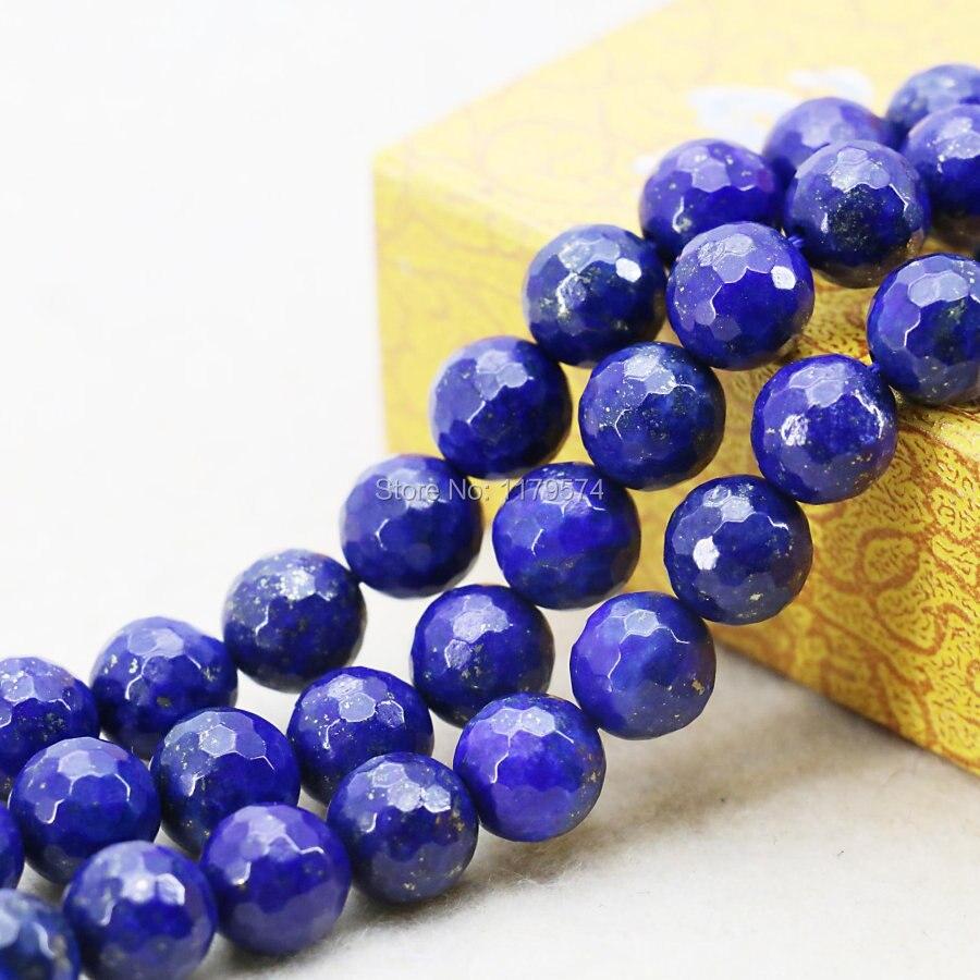 "Wholesale 4//6//8//10mm Lapis Lazuli //Topaz// Jade Gemstones Round Loose Beads 15/"""