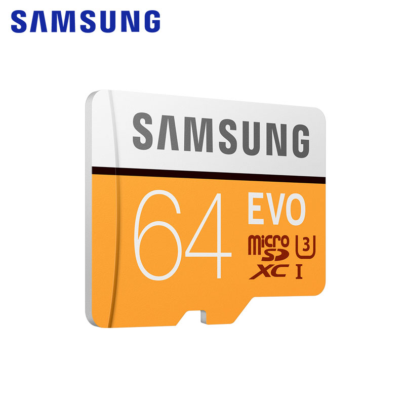 SAMSUNG MicroSD 16GB 32GB 64GB Memory Card Micro SD Cards Waterproof C10 TF Trans Flash Mikro