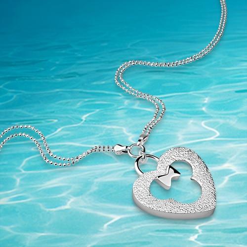 5 X Tibetano Plata y Rosa Bebé Niña Corazón de diamantes de imitación 3D 16mm Encantos Colgantes