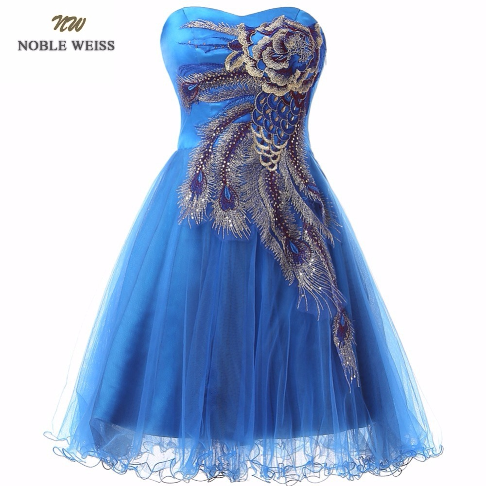NOBLE WEISS Short   Prom     Dress   2019 Sweetheart Sexy Tulle Sleeveless Junior School   Prom   Gown Custom Made Special Occasion   Dresses