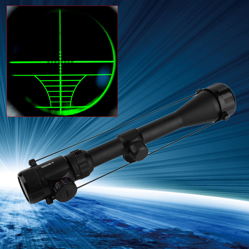 SNIPER LLL Night Vision Scopes Air scope Outdoor Hunting Telescope Sight High Reflex Sight 3-9x40 Suit for 11mm rails c3 9x40 lll night vision rifle scopes air rifle gun riflescope outdoor hunting telescope sight high reflex sniper sight gunsight