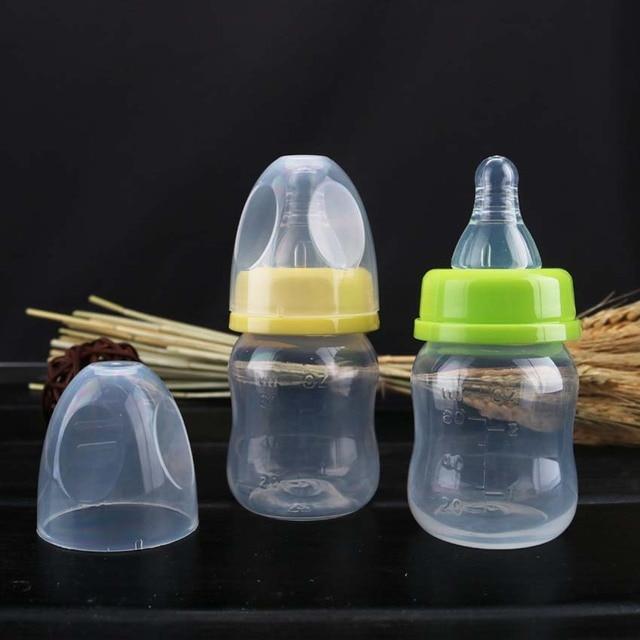 2 OZ 60ml PP Material Cheap Baby Feeding Bottle Infant Milk Bottle Newborn  Nursing Bottle Baby's