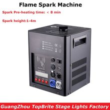1Pcs/Lot Stage Light 500W Sparkler Machine Indoor / Outdoor Fireworks - Cold Spark Fountain DMX / Remote Controller Cold Pyro(China)