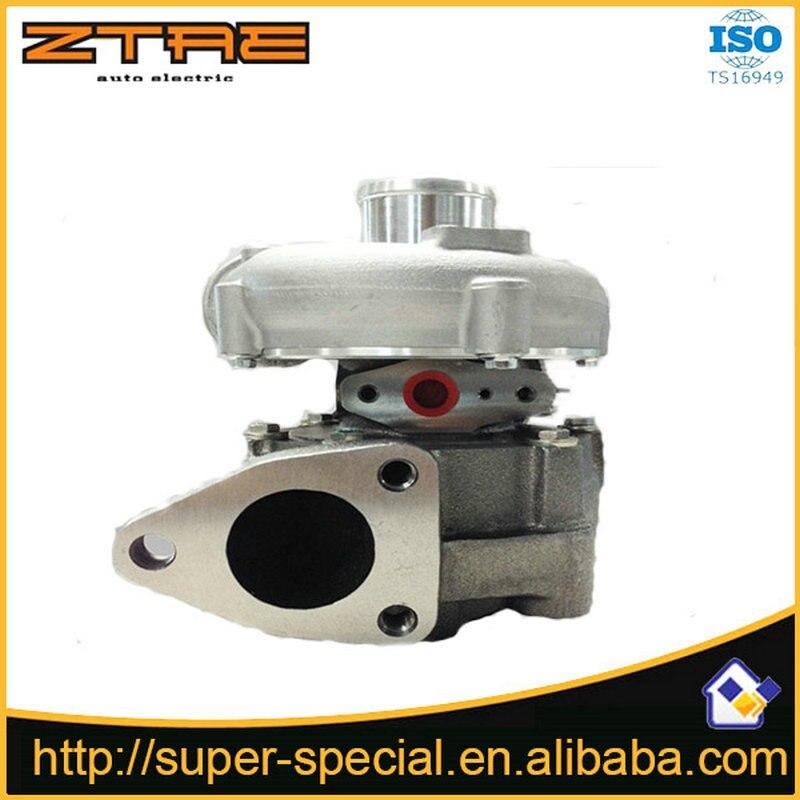 GT1749V 17201-27040 721164-0003 721164 Turbo Turbocompresseur Pour TOYOTA Auris Avensis Picnic Previa RAV4 D4D 01-1CD-FTV 021Y 2.0L