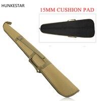 51inch Shotgun Case High Density Foam Soft Gun Guard 600D Tactical Padded Gun Protection Bag Rifle