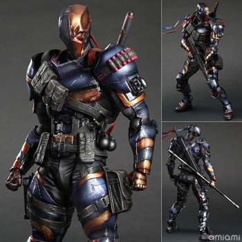 DC Character Deathstroke Action Figure Model Toy | 27cm