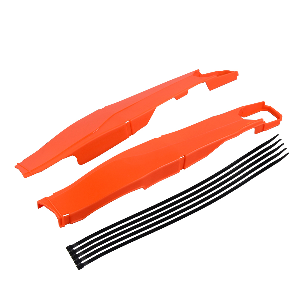 Swingarm Swing Arm Protector Cover For KTM EXC EXCF XCW TPI Six Days 150 200 250 300 350 500 For Husqvarna TE FE FX TX 250i 300iSwingarm Swing Arm Protector Cover For KTM EXC EXCF XCW TPI Six Days 150 200 250 300 350 500 For Husqvarna TE FE FX TX 250i 300i