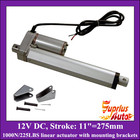 12v linear actuator ...