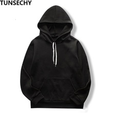 2019 spring and autumn new casual hoodie womens sport pullover solid color men/women can wear hoodies