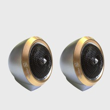 2pcs Car Tweeter Aluminium Base Speaker Boxes Audio Tweeter Speakers Speaker Set Som Automotivo Auto Falantes Automotivo