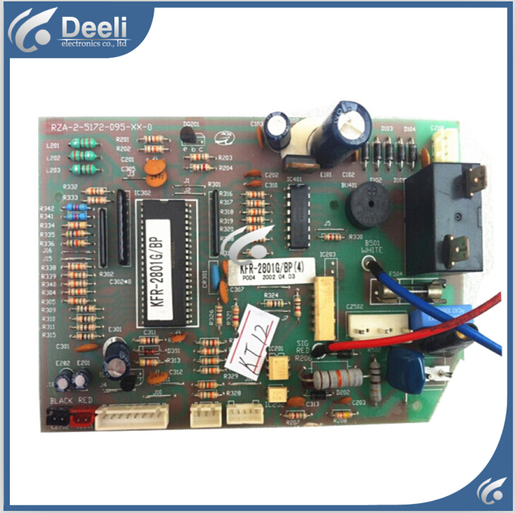 95% new good working for air conditioning motherboard KFR-2601G/BP2801G/BP DKQ-BP-02A-01-01-01 on sale air conditioning frequency conversion module dkq kt 02a 05 01 kfr 2801gw bp pm20ctm060 used board good working