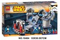 Bela 10464 Star Wars death star final duel Building Blocks Kids Bricks Toys   Compatible 75093 with e
