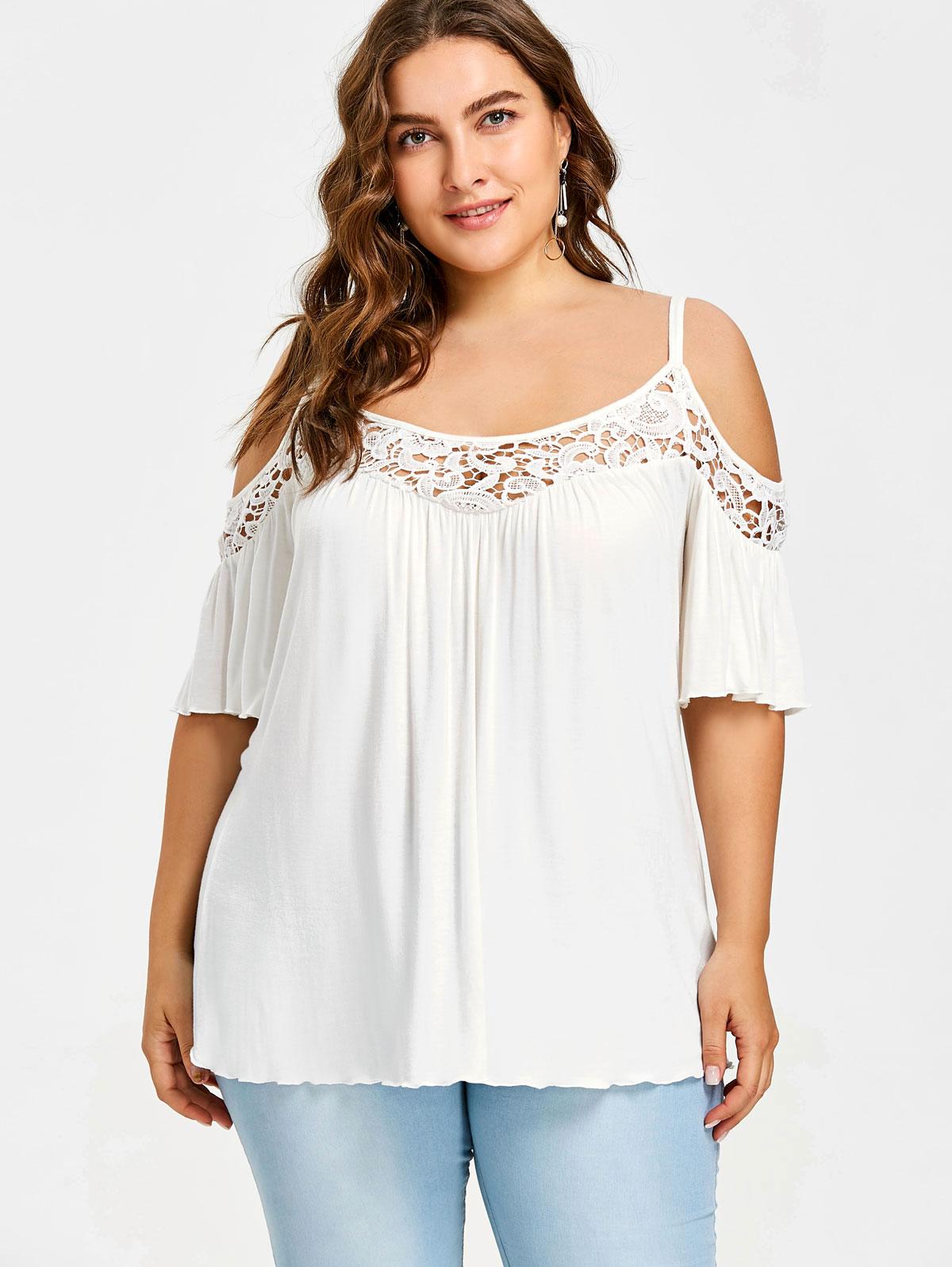 463d887de58 Plus Size Womens Blouses At Dillards
