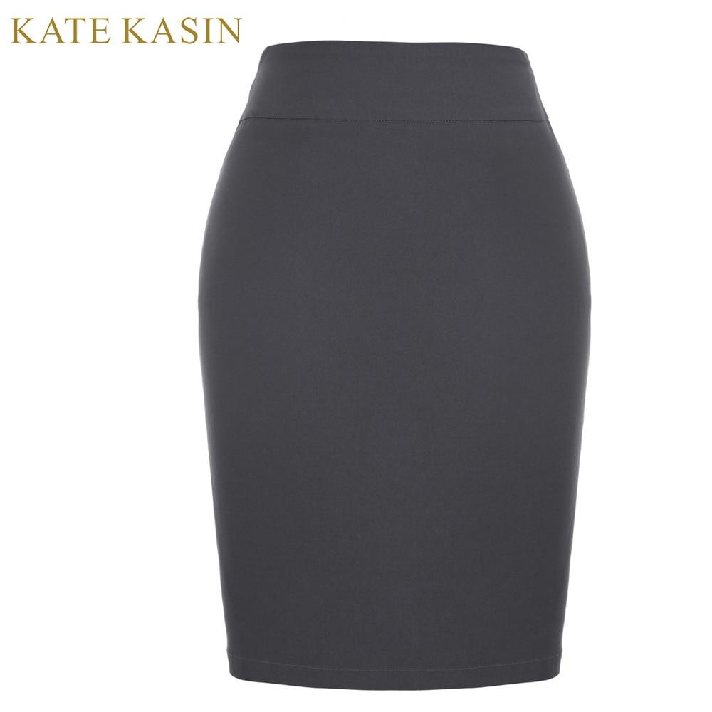 279f764b0f Grey Formal Skirt Promotion-Shop for Promotional Grey Formal Skirt ... Falda  ...