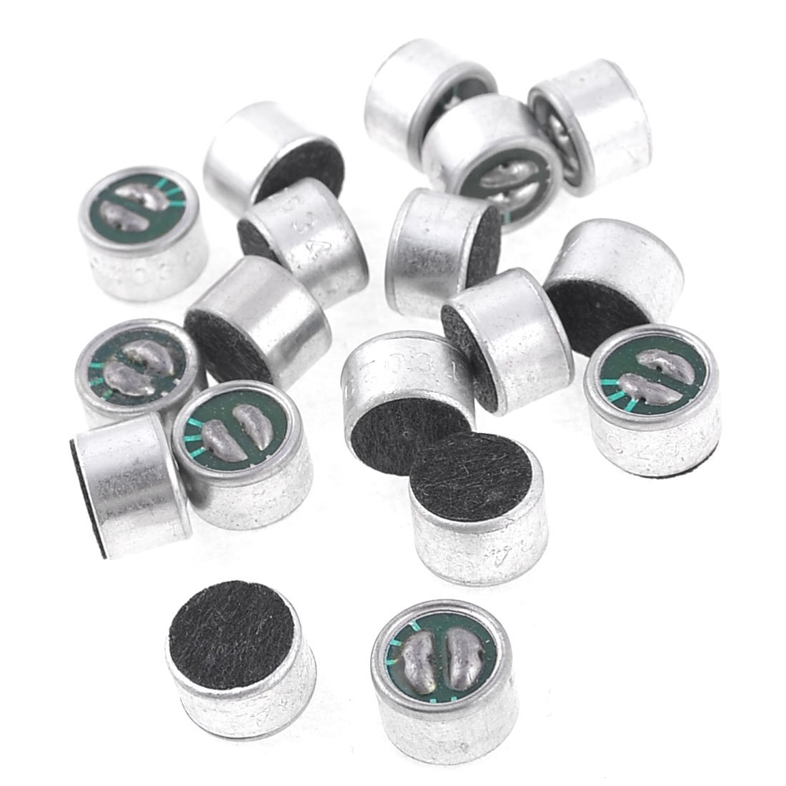 18 Pieces Mini MIC Capsule Electret Condenser Microphone