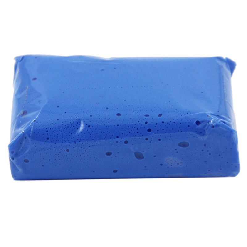 Quality <font><b>100g</b></font> Magic Clean Clay Bar <font><b>Car</b></font> <font><b>Truck</b></font> <font><b>Blue</b></font> <font><b>Cleaning</b></font> Clay Bar <font><b>Car</b></font> Detail Clean Clay Care Tool Sludge Washing Mud <font><b>Car</b></font> Washer image
