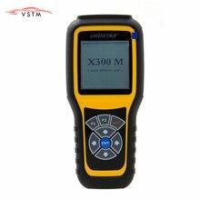 Oryginalny OBDSTAR X300M specjalny do automatycznej regulacji licznika kilometrów i OBDII X300 M motoryzacja korekta przebiegu narzędzie DHL darmo