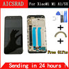 For Xiaomi Mi A1 LCD Display Mi 5X With Frame Screen Touch Panel For Xiaomi MiA1