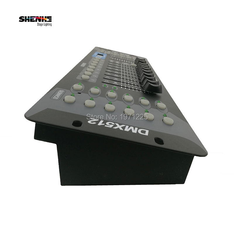 DMX512 Stage Light DMX Controller Console DMX 192 Controller for Stage Party DJ Light DMX Console Disco controller equipment 2 pc lot new 192 dmx controller dmx 192 mini stone controller 192 dmx control for stage dmx console light moving head light