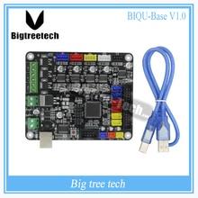 3D компоненты интегрированы материнская плата BIQU БАЗЫ V1.0 совместимый Mega2560 & RAMPS1.4 RepRap Мендель Prusa i3 похож на МКС БАЗЫ V1.5