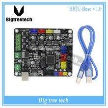 3D components integrated motherboard BIQU BASE V1.0 compatible Mega2560&RAMPS1.4 RepRap Mendel  similar to MKS BASE V1.5