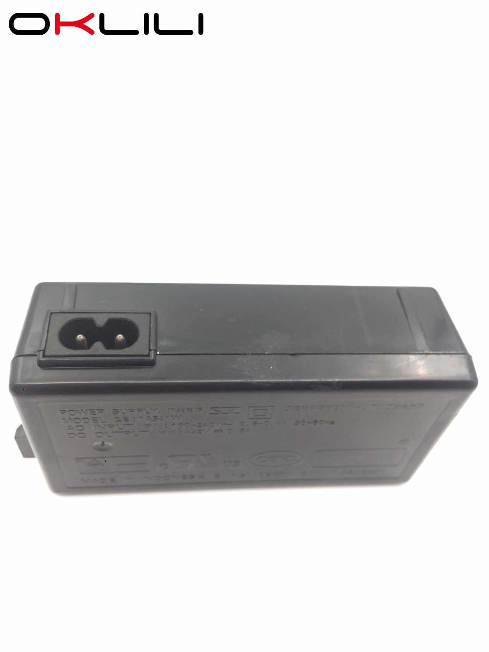 AC Power Supply Adapter Charger untuk Epson L210 L110 L120 L220 L300 L310 L355 L350 L360 L365 L455 L555 L565 L100 L132 L130 L222