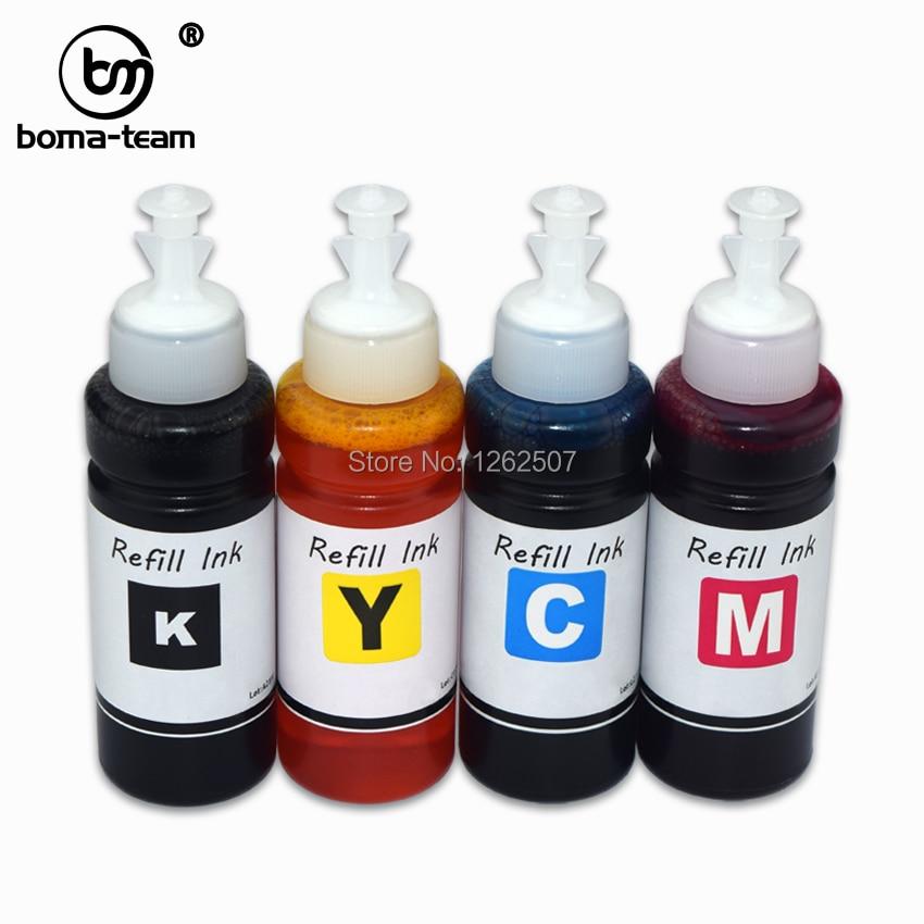 Universal dye based ink For Canon PGI 1100 2100 1200 2200 1300 2300 1400 2400 1500 2500 1600 2600 2700 2800 2900XL Refill inks refill ink dye based ink ink for canon -