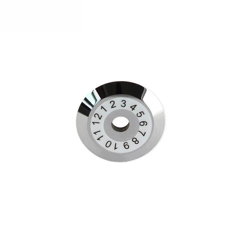5 PCS/Lot Sumitomo FC-6S lame de couperet de fibre optique FC-6S 12 nouilles 36000 fois lame de coupe optique de Fiber