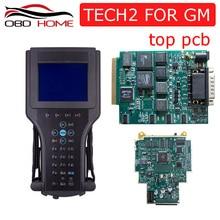 Tech2 Диагностика для GM Tech2 2 сканер для Saab Tech II для Opel add 32 MB карта для GM/для SUZUKI для Holden для ISUZU