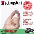 Кингстон металла микро мини usb 3.0 3.1 флэш-накопитель флэш-накопитель 16 ГБ 32 ГБ 64 ГБ стиц usb-палки chiavetta pendrives memoria оптовая продажа